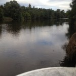And the Georges River, from Milperra Bridge to Campbelltown