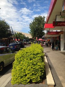 Fixing up Queen Street and the Ingleburn CBD should be part of a bigger picrture, according to the Liberals.