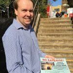 Vote for me if you want a back to basics council: Councillor Clinton Mead