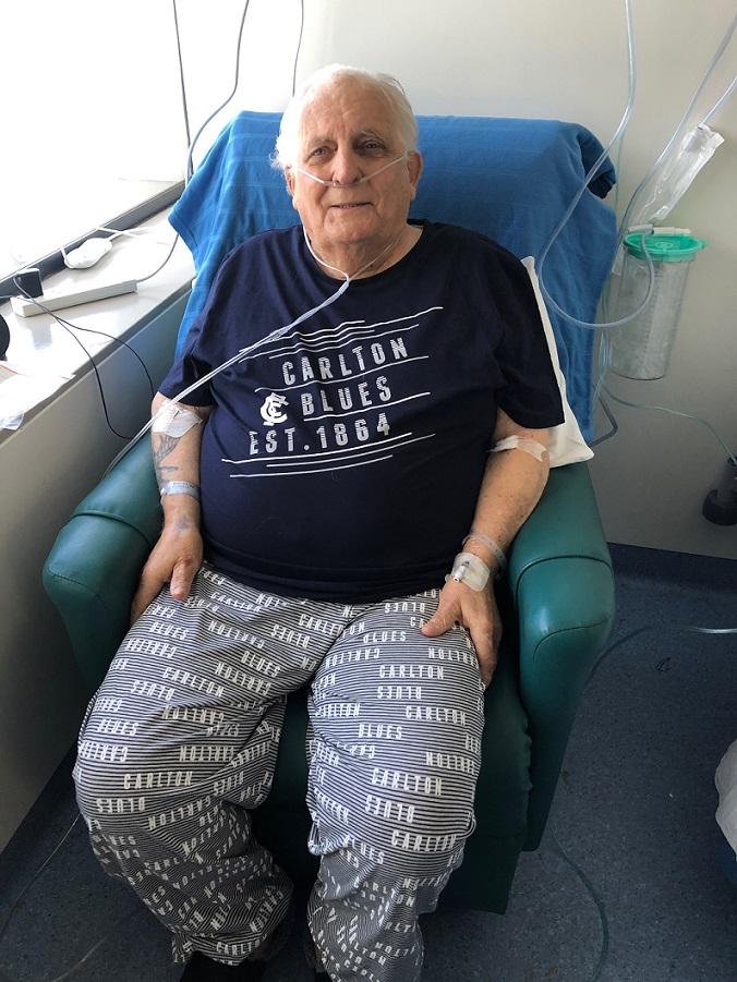 AFL chief's generous tribute to John McLaughlin