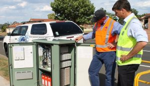 Angus Taylor has given the thumbs up to new NBN customer service standards.
