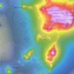 Light-Pollution-Map