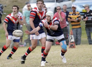 A field goal helped the Camden Rams win the semi final against the Picton Magpies.
