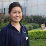 prostate cancer specialist nurse Diana Ngo
