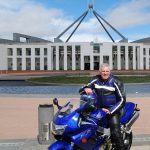 MP Chris Hayes has got a Motorcycle Awareness Week message for motorists.