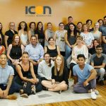 Barbecue to help farmers: the team at Icon Visual Marketing.