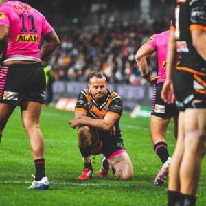 Maguire keeps changes to a minimum for Souths clash