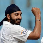 Monty Panesar took two wickets against Bankstown