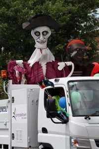 Time is running out to enter a float in this year's Fisher's Ghost Festival parade.