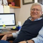Mr Peter Ford, a biomedical engineer