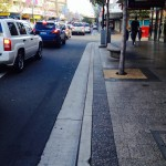 One way is a slow way: Queen Street, Campbelltown