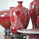 red pottery - small