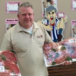 Mt Annan butcher Robert Mills has romped in to Camden Council for the next four years.