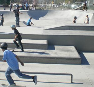 Skateboarding clinics are the perfect way to start brushing up on skills and learn new tricks.