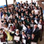 The Victor Chang science awards are heading south west this week.