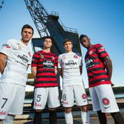 Ready for the challenge: The Wanderers are poised to make history this Wednesday night at Parramatta Stadium.