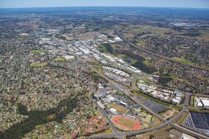 The State Government wants massive housing growth from south Campbelltown all the way to Wilton.